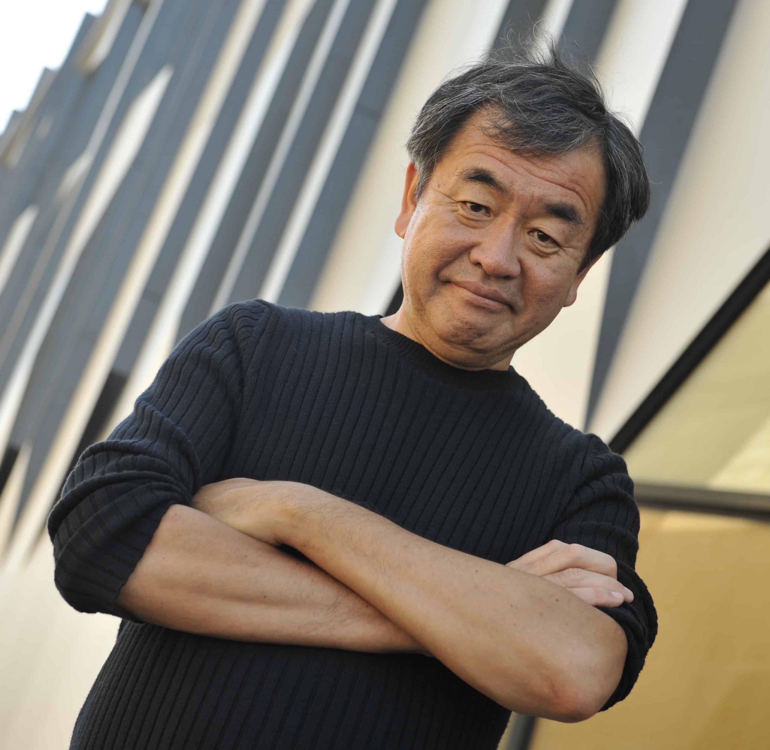 Arkitekt Kengo Kuma. Foto: J.C. Carbonne.jpg